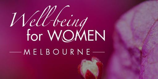 Wellbeing for Women Group - Melbourne