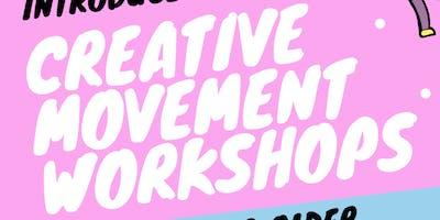 Creative Movement Workshops