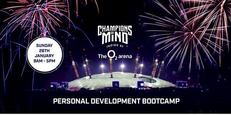 Champions Of Mind - Personal Development Bootcamp  tickets
