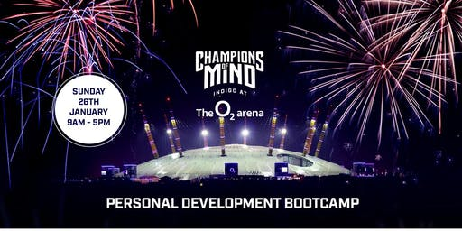 Champions Of Mind - Personal Development Bootcamp