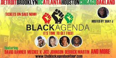 The Black Agenda Tour - Brooklyn