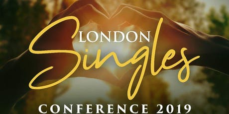 London Singles Conference (Connect 2019) tickets