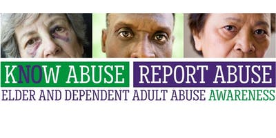 Elder Abuse Awareness and Prevention Event