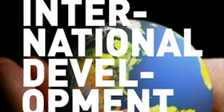 International Development, Affairs and NGOs Happy Hour [SATURDAY EDITION] tickets