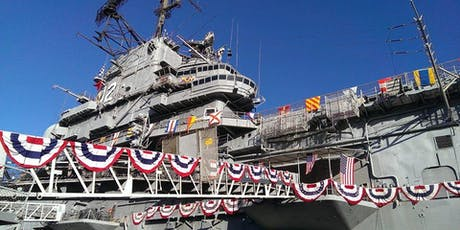 USS Hornet's 4th of July Celebration 2019 tickets