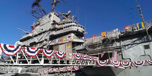 USS Hornet's 4th of July Celebration 2019