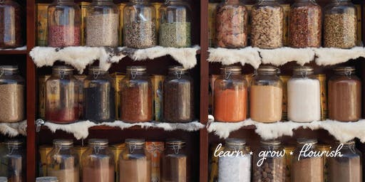 Make-A-Mix: Creating Pantry Staples with Lori Smith
