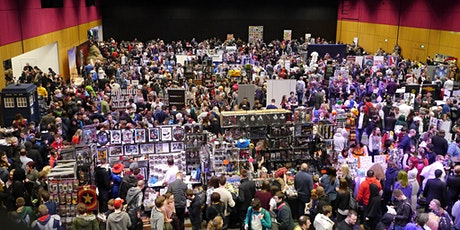 Edinburgh Comic Con 2021 tickets