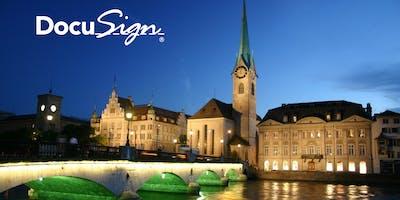 Business Breakfast DocuSign - Zürich