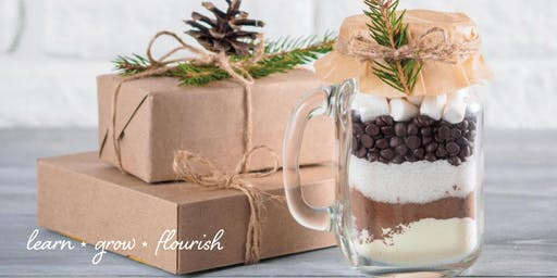 Make-A-Mix Gift Edition: Make & Decorate Delicious Mixes for Gift-Giving with Lori Smith