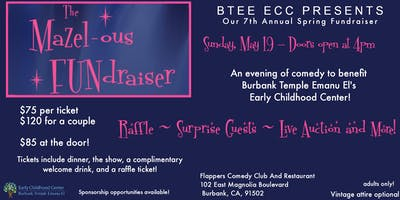 The MAZELous FUNdraiser Benefiting BTEE Early Childhood Center
