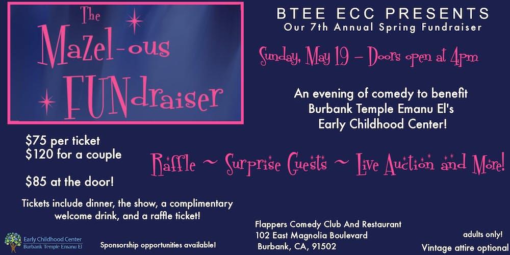 b5e4de3e994 The MAZELous FUNdraiser Benefiting BTEE Early Childhood Center Tickets