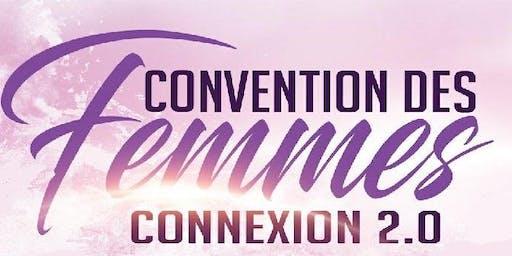 Convention des femmes — Connexion 2.0 : Avançons son royaume