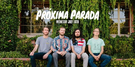 PRÓXIMA PARADA with Electric Heart @ Empire Live Music & Events tickets