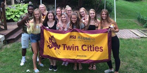Twin Cities, MN: ASU Sun Devil Send-Off