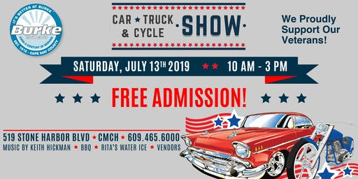 Burke Motor Group Car, Truck & Cycle Show