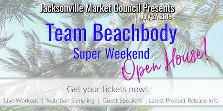Jacksonville July Super Saturday Open House! tickets