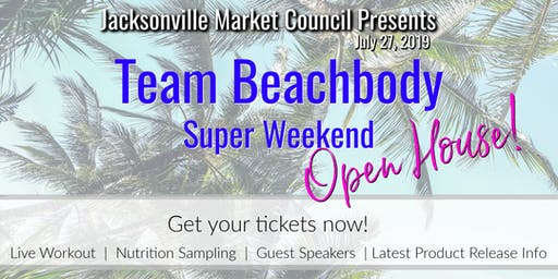 Jacksonville July Super Saturday Open House!