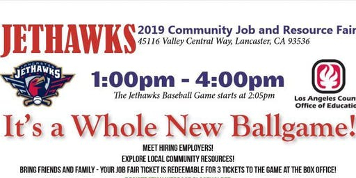 Jethawks 2019 Job & Resource Fair Vendor Registration