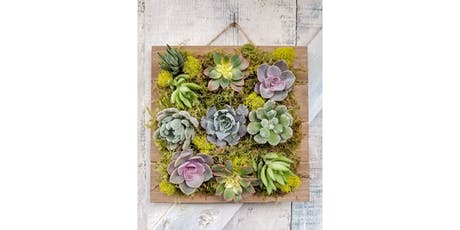 6/21 - Sip & Succulent Frame @ Ambassador Winery, Woodinville tickets