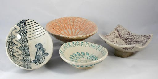 Make Your Own Ceramic Bowl