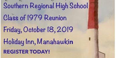 Southern Regional High School Class of 1979's 40th Reunion