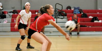 2019 Augusta Christian Middle School Girls Volleyball Camp