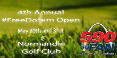 4th Annual #FreeDotem Open: Day 1