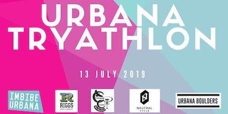 Urbana TRYathlon tickets