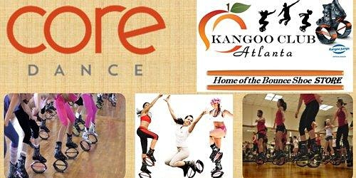 $10 Kangoo Club Atlanta Class in Decatur!