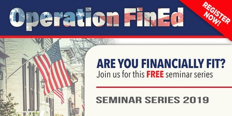 Operation FinEd – Are You Financially Fit? tickets