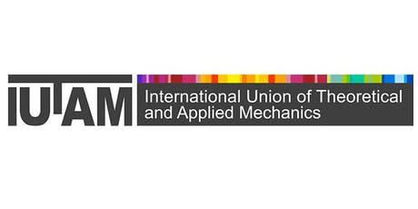 International Union of Theoretical and Applied Mechanics tickets