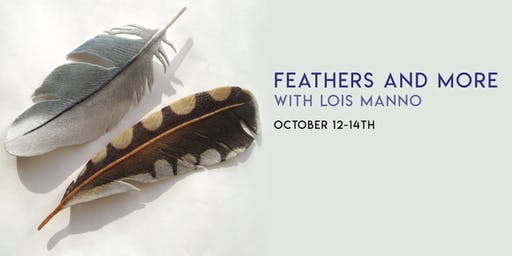 Feathers and More: Glass Workshop