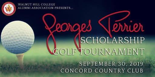 Georges Perrier Scholarship Golf Tournament