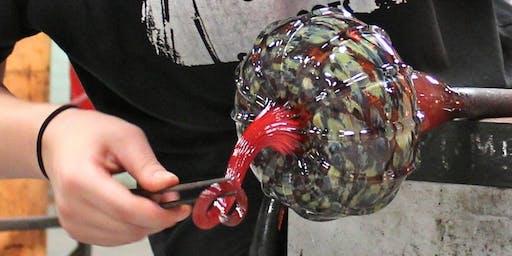 Make Your Own Glass Pumpkin - September 21