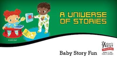 Baby Story Fun 10:00 am - Newborn to 18 mos. (Wednesdays)