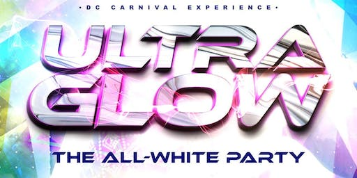 ULTRA GLOW :: The All-White Party