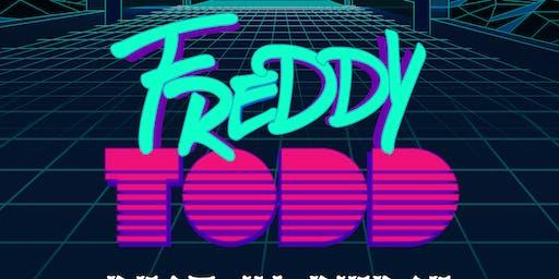 Freddy Todd + Rest In Pierce