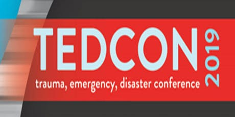 TEDCON VENDOR Only 2019 tickets