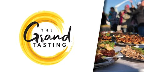 The Grand Tasting tickets