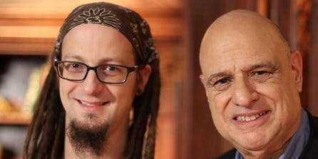 Launch of Red Letter Christians UK with Tony Campolo and Shane Claiborne