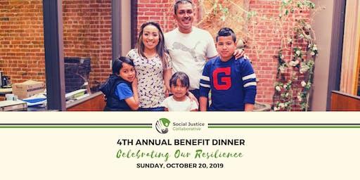 SJC 4th Annual Benefit Dinner