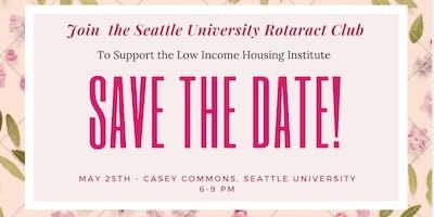 SeattleU Rotaract Spring Auction
