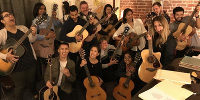 Guitar Level 1 Summer 2019: an 8-Week Workshop for people excited to play guitar!