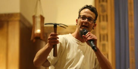 Redeeming Piccadilly Gardens with Shane Claiborne tickets