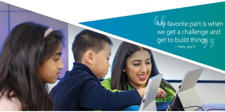 Back to School STEM Class with Microsoft - Brazos Mall tickets