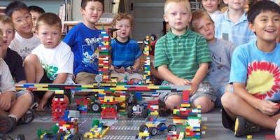 STEM: Building with Legos - Roscommon