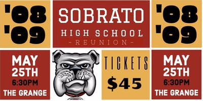 Sobrato High School Class Reunion