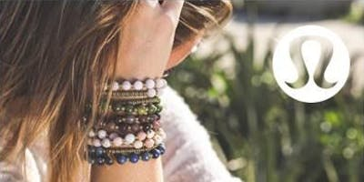 Yoga Class & Mala Bracelet Workshop