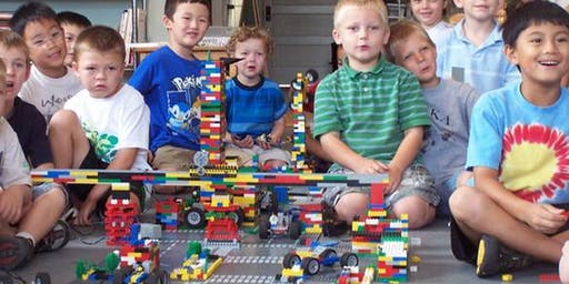 STEM Building with Legos - Grayling